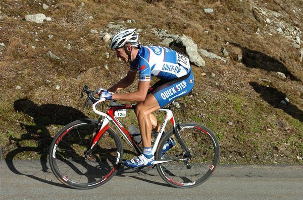 Tour de Suisse 2010 - Stijn Devolder