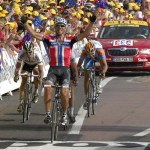 2010 Tour de France - Hushovd Wins Stage 3