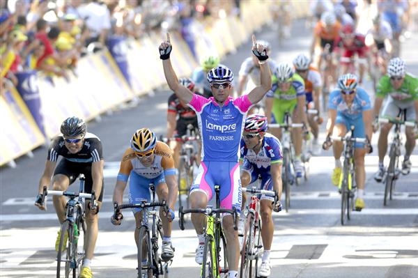 2010 Tour de France - Petacchi Wins Stage 4