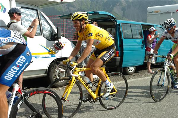 2010 Tour de France - Chavanel in Stage 8
