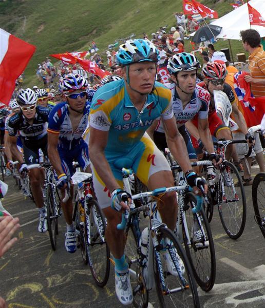 Tour de France 2010 - Alexandre Vinokourov