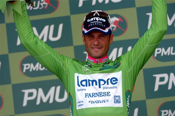 2010 Tour de France - Petacchi Reclaims Green Jersey After Stage 18