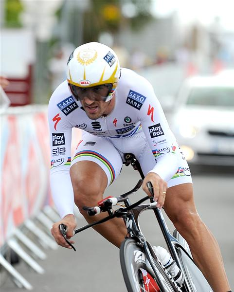 2010 Tour de France - Cancellara Wins Stage 19