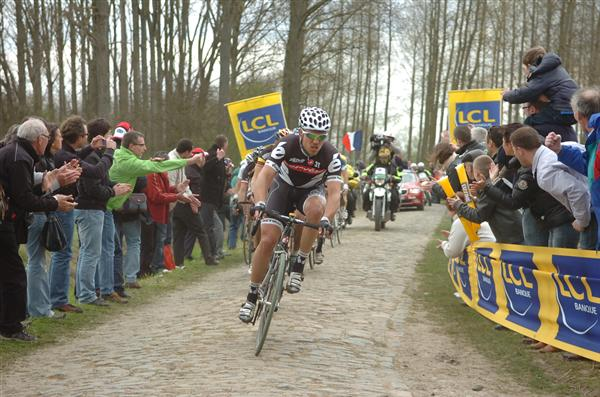2010 Paris-Roubaix - Thor Hushovd