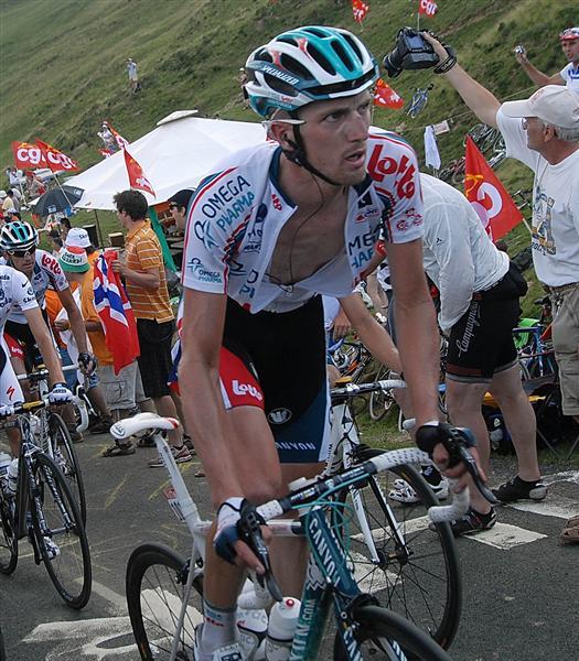 2010 Tour de France - Jurgen Van den Broeck