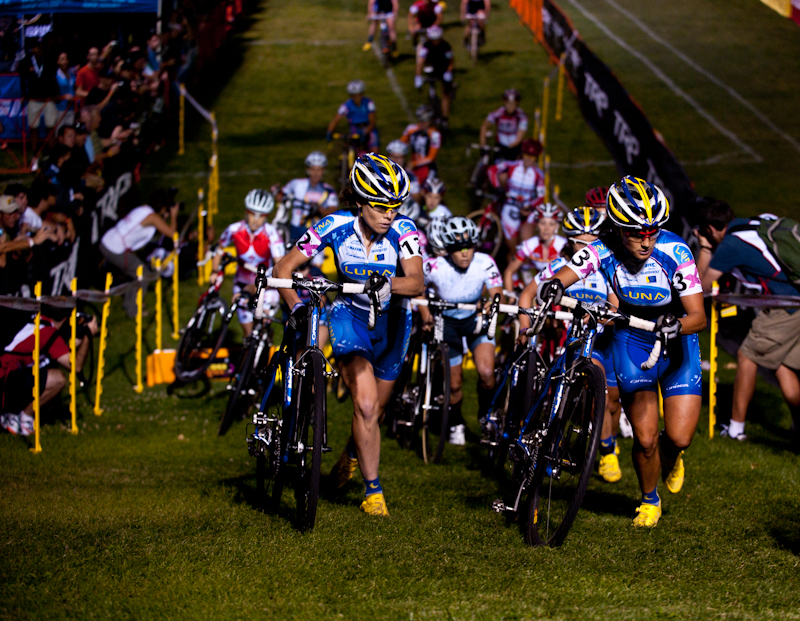 2010 CrossVegas - Women's Race