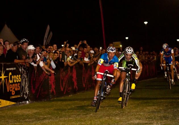 2010 CrossVegas - Mourey Wins