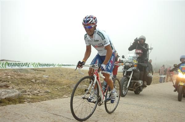 2010 Vuelta a Espana - Rodriguez in Stage 20
