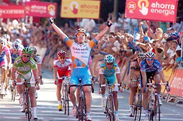 2010 Vuelta a Espana - Farrar Wins Stage 21