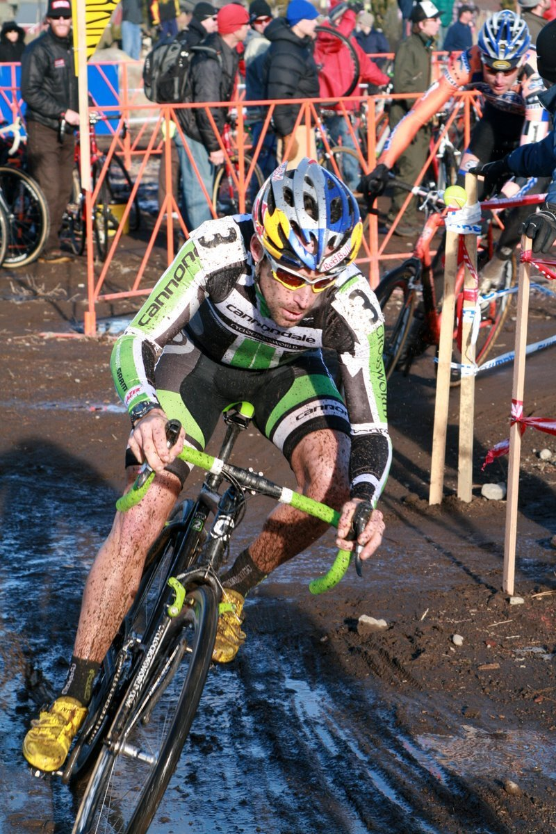 2010 CX Nationals - Tim Johnson