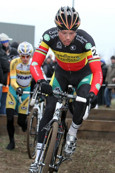 2010 GP Eeklo - S. Nijs