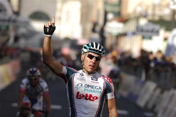 2010 Giro di Piemonte - Gilbert Wins