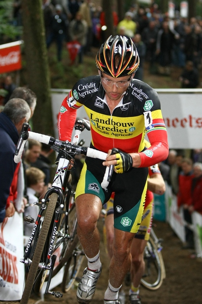 2010 Neerpelt CX - S. Nijs Run-Up