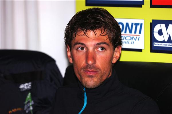 2010 Tirreno Adriatico - Cancellara Press Conference