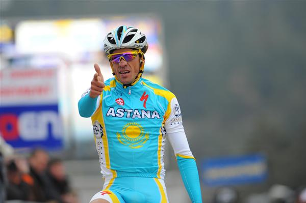 2010 Paris-Nice - Contador Wins Stage 4