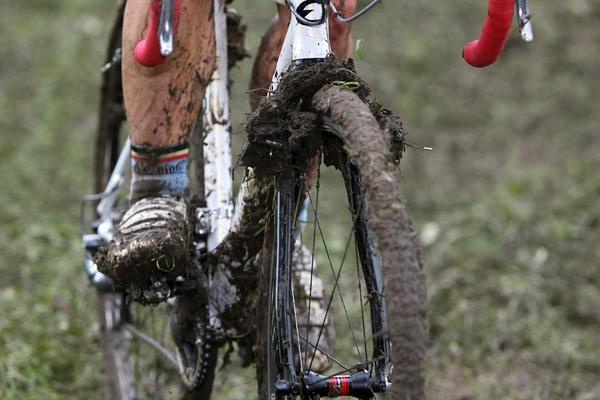 2010 Koppenberg CX - Muddy Legs