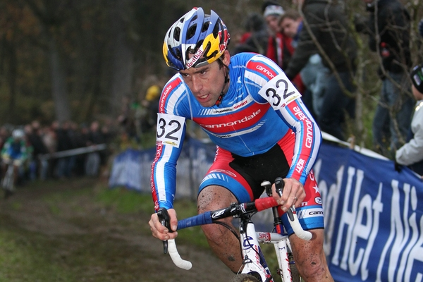 2010 Gavere CX - T. Johnson