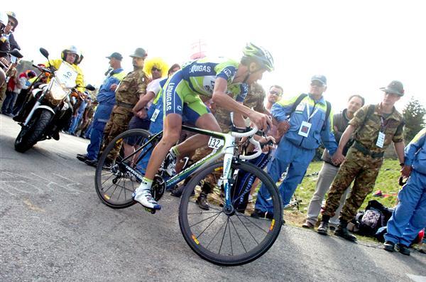 2010 Giro d'Italia - V. Nibali