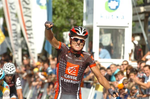2010 Classica San Sebastian - Sanchez Wins