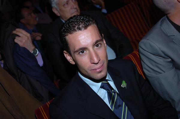 2011 Giro d'Italia Presentation - V. Nibali