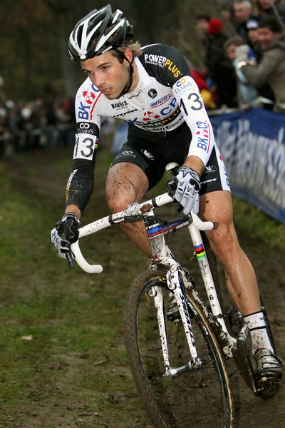 2010 Gavere CX - N. Albert