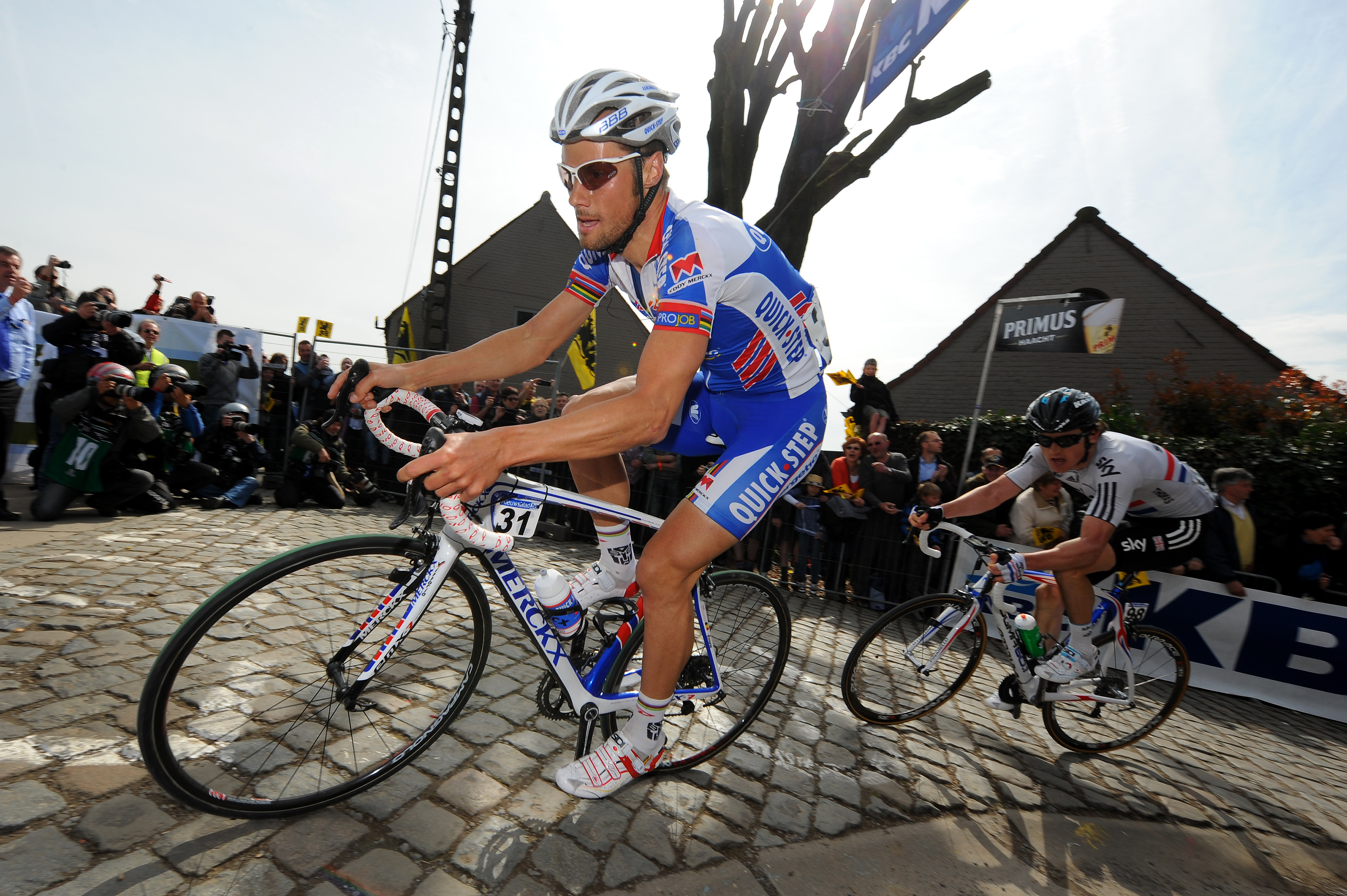 Cycling : Tour of Flanders 2011