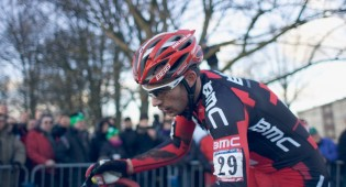 Julien Taramarcaz had a solid ride in Roubaix. Photo: Balint.